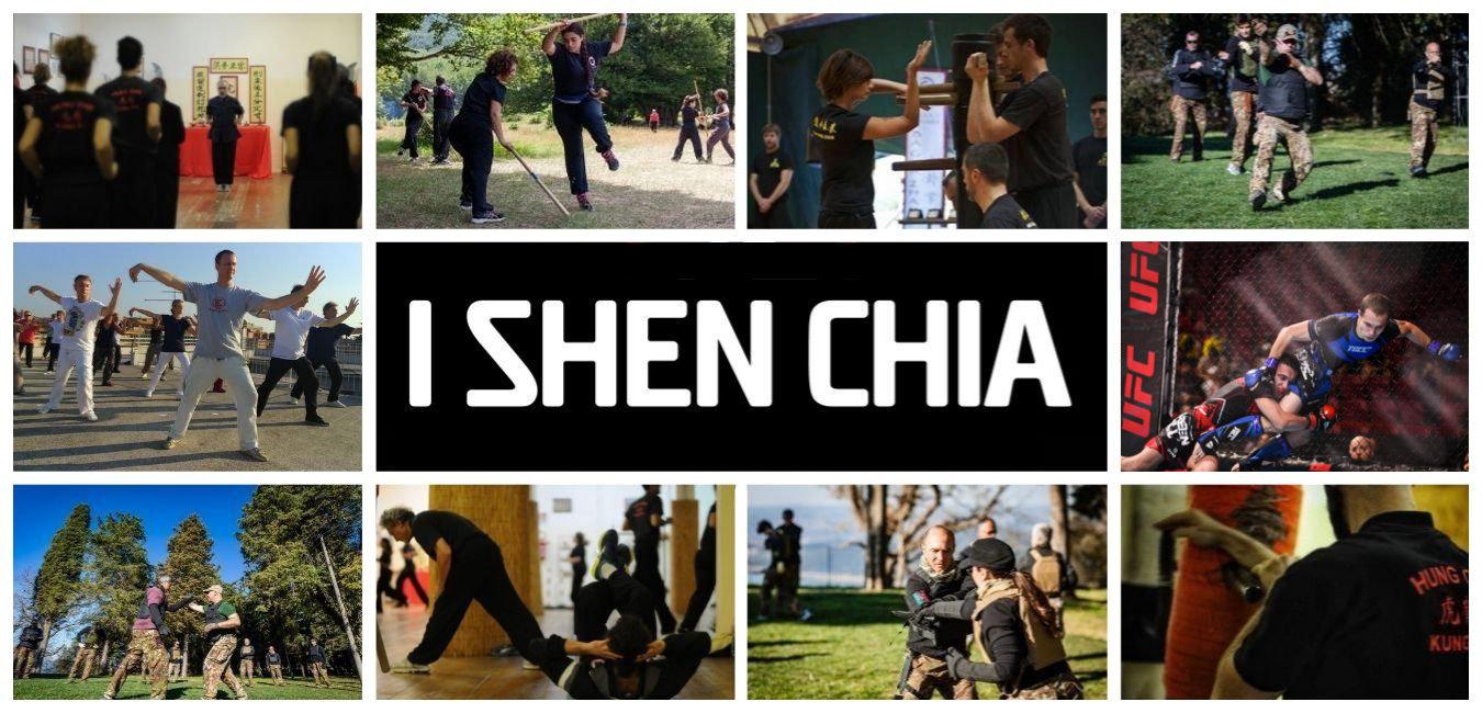 Ishenchia - la tua scuola di arti marziali dal 1998